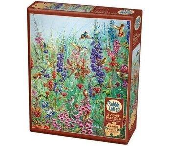 Cobble Hill Puzzle 275pc Garden Jewels