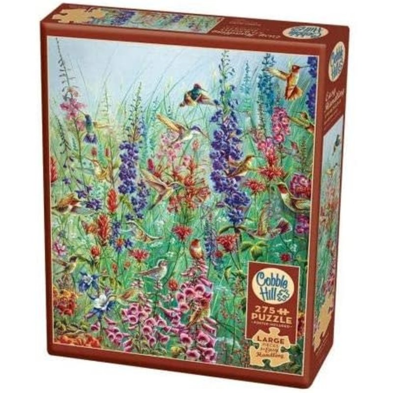 Cobble Hill Puzzles Cobble Hill Puzzle 275pc Garden Jewels