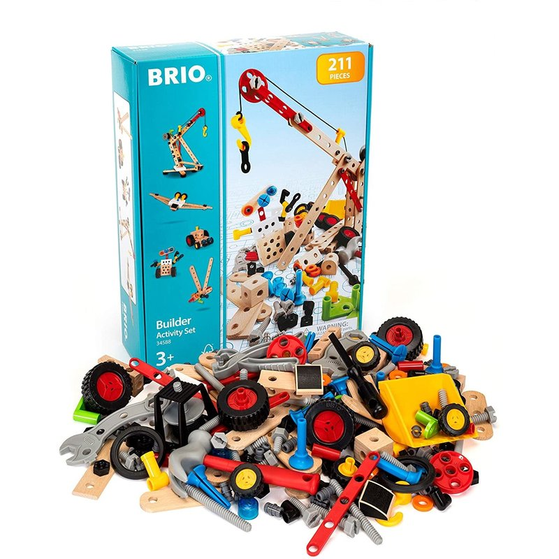 Brio Brio Builder Activity Set