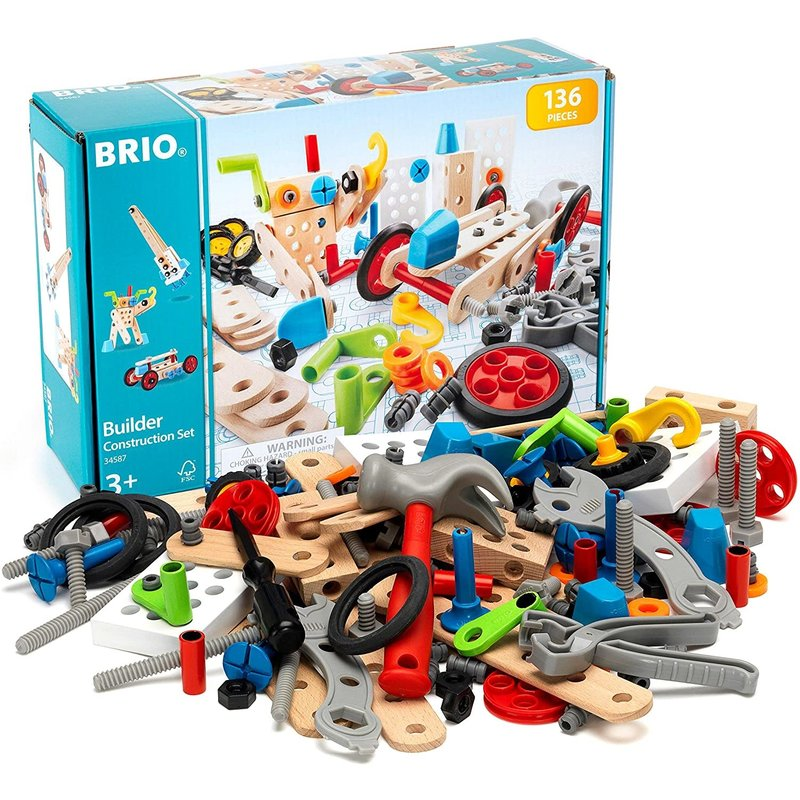 Brio Brio Builder Construction Set