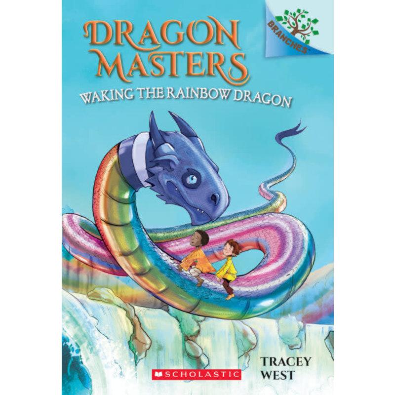 Scholastic Dragon Masters #10 Waking The Rainbow Dragon