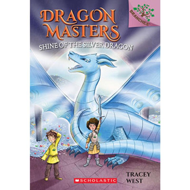 Scholastic Dragon Masters #11 Shine of Silver Dragon