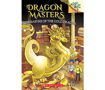 Dragon Masters #12 Treasure of the Gold Dragon