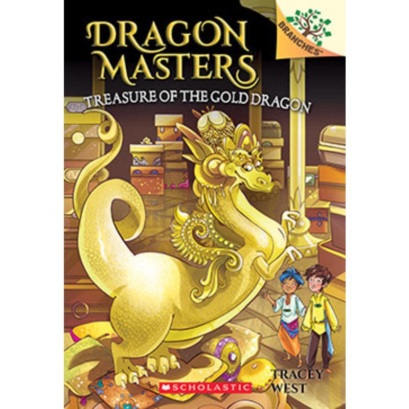 Scholastic Dragon Masters #12 Treasure of the Gold Dragon
