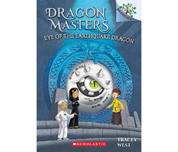 Dragon Masters #13 Eye of the Earthquake Dragon