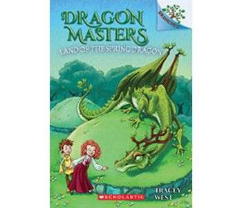 Dragon Masters #14 Land of the Spring Dragon