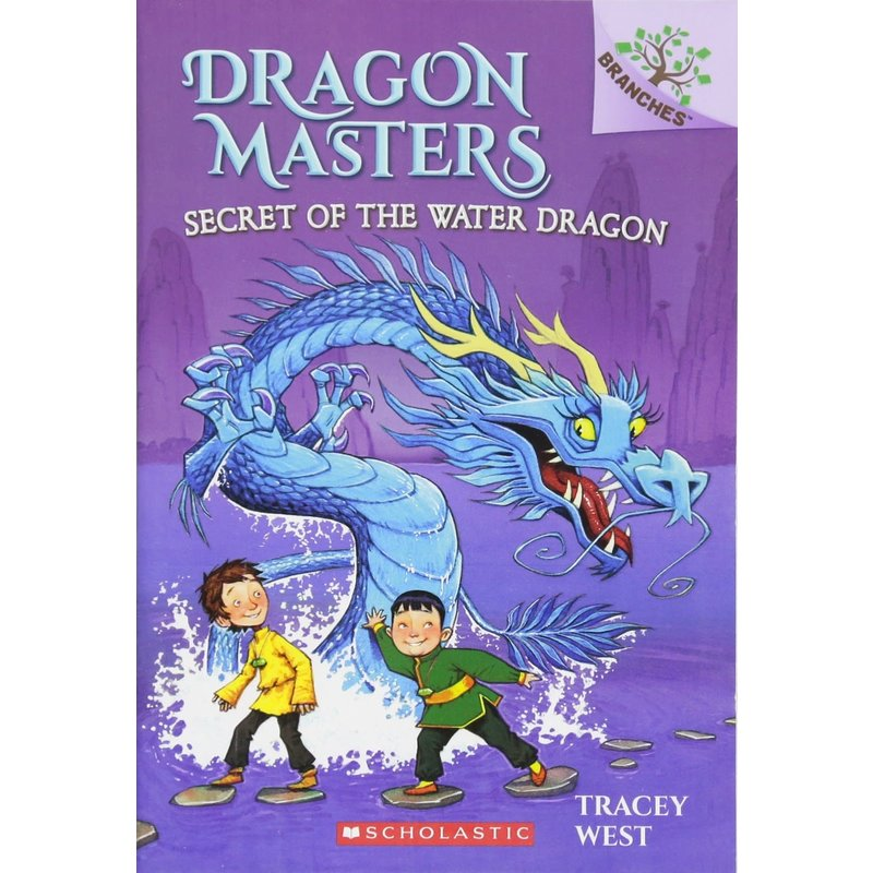 Scholastic Dragon Masters #3 Secret of Water Dragon