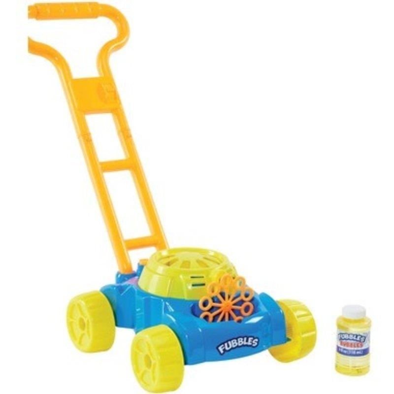 Little Kids Fubbles Bubbles Bubble Mower