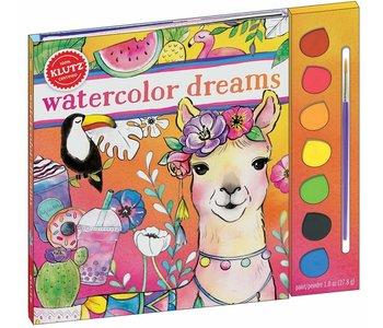 Klutz Book Watercolor Dreams