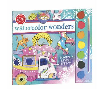 Klutz Book Watercolor Wonders