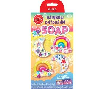 Klutz Book Rainbow Daydream Soap