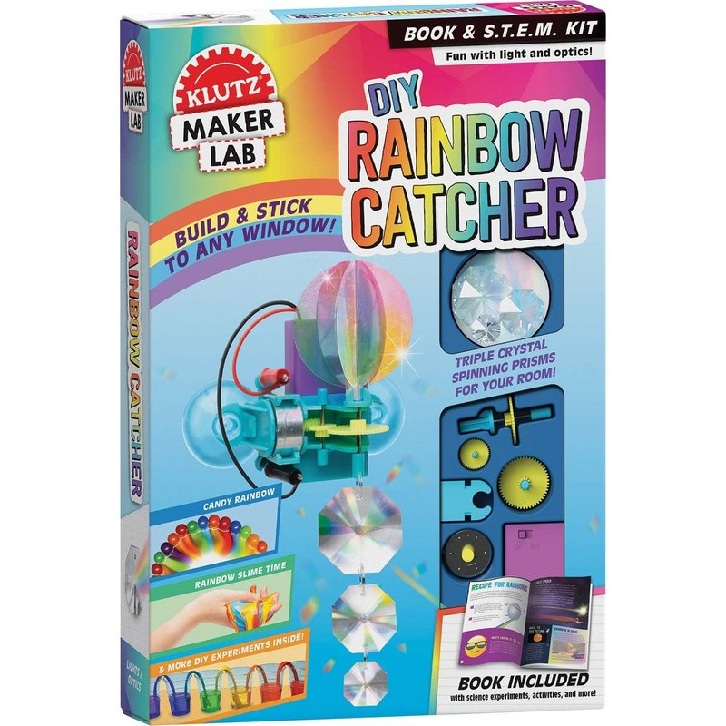 Klutz Klutz Book DIY Rainbow Catcher