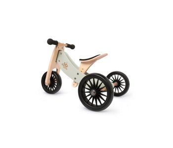 Kinderfeets Tiny Tots Plus Convertible Balance Bike Sage