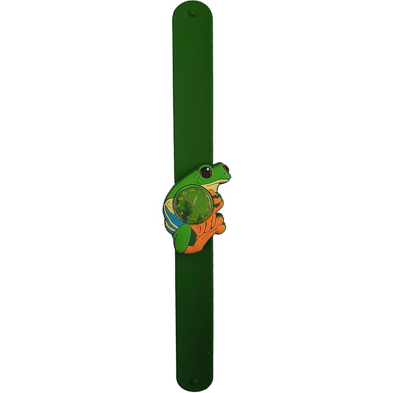 Wild Republic Wild Republic Slap Watch: Frog