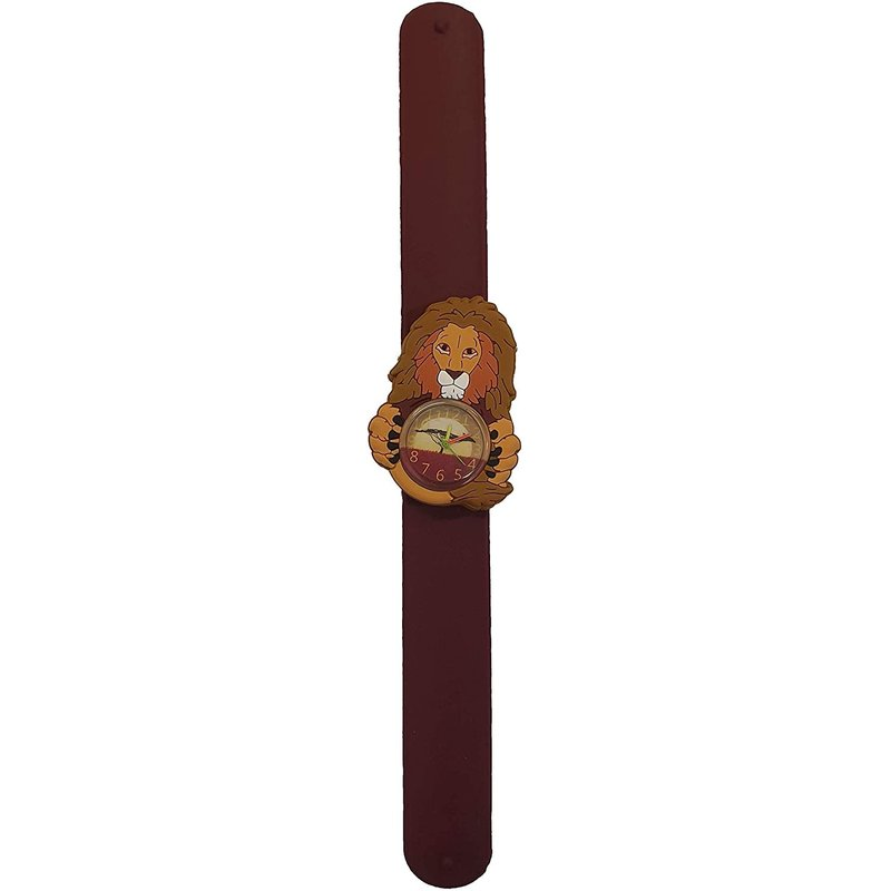 Wild Republic Wild Republic Slap Watch: Lion