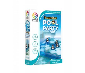 Smart Game Penguins Pool Party