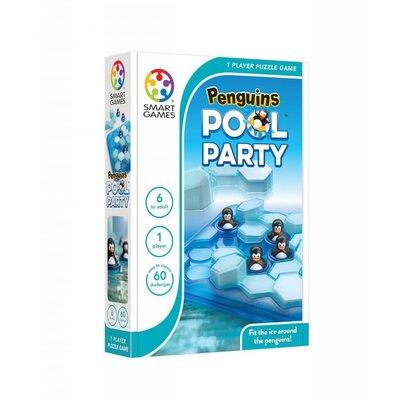 Smart Games Smart Game Penguins Pool Party
