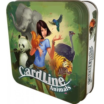 Cardline Game: Animals