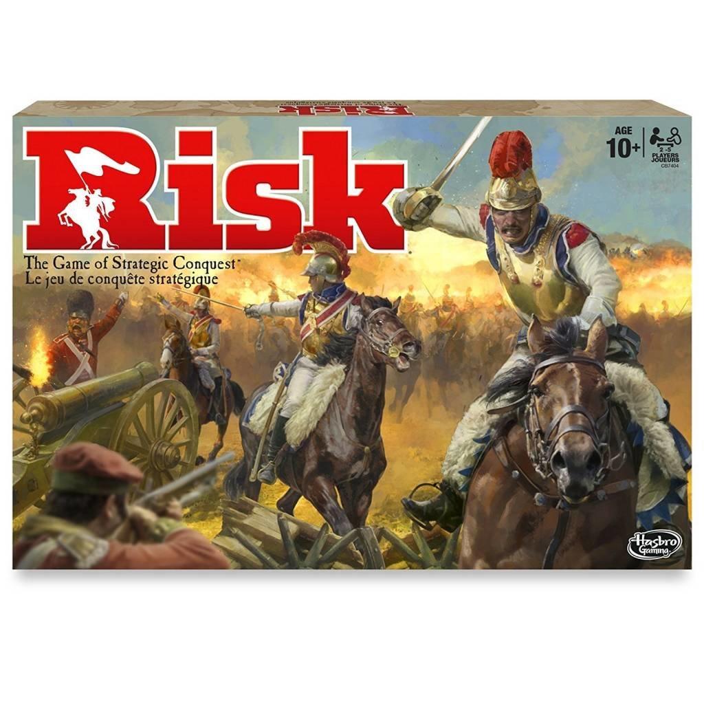 Hasbro Hasbro Game Risk