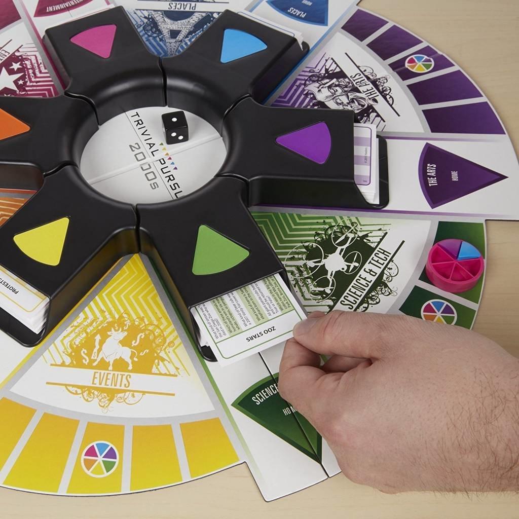 Hasbro Hasbro Game Trivial Pursuit 2000's