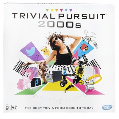 Hasbro Hasbro Game Trivial Pursuit 2000's