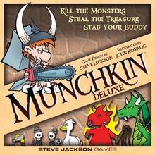 Munchkin Game Deluxe
