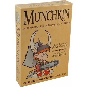 Munchkin Game Standard