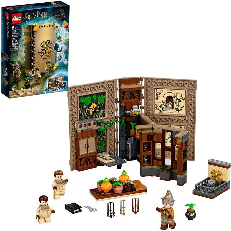 Lego Lego Hogwarts Moment: Herbology Class