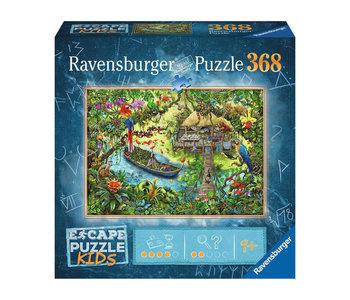 Ravensburger Escape Puzzle 368pc Jungle Journey