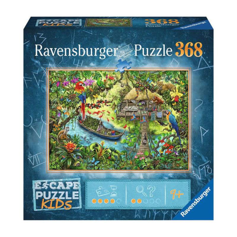 Ravensburger Ravensburger Escape Puzzle 368pc Jungle Journey