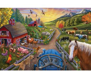 Ravensburger Floor Puzzle 24pc My First Farm