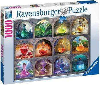 Ravensburger Puzzle 1000pc Magical Potions