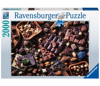 Ravensburger Puzzle 2000pc Chocolate Paradise