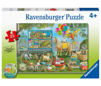 Ravensburger Puzzle 35pc Pet Fair Fun