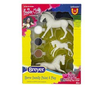 Breyer Horse Paint & Play Family