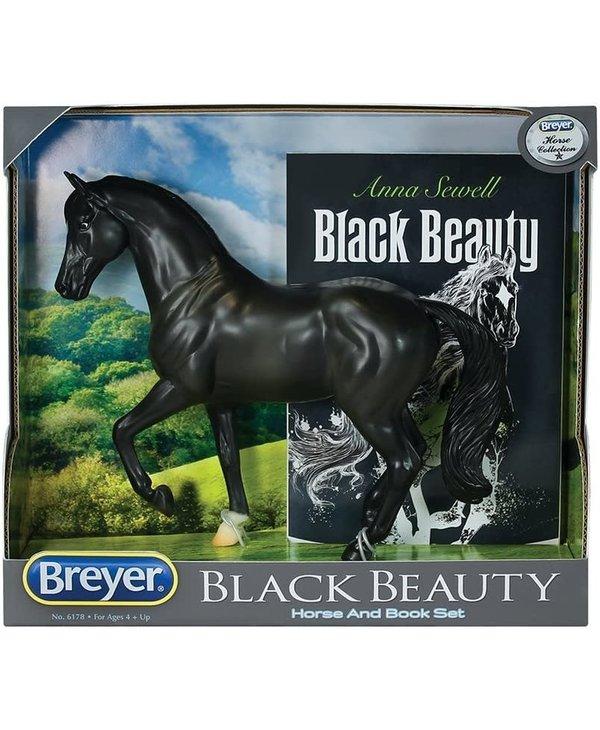 Breyer Book &  Horse Set Black Beauty