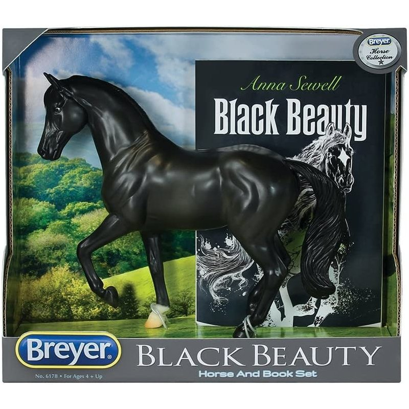 Breyer Breyer Book &  Horse Set Black Beauty