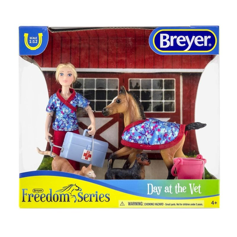 Breyer Breyer Freedom Series Day at the Vet