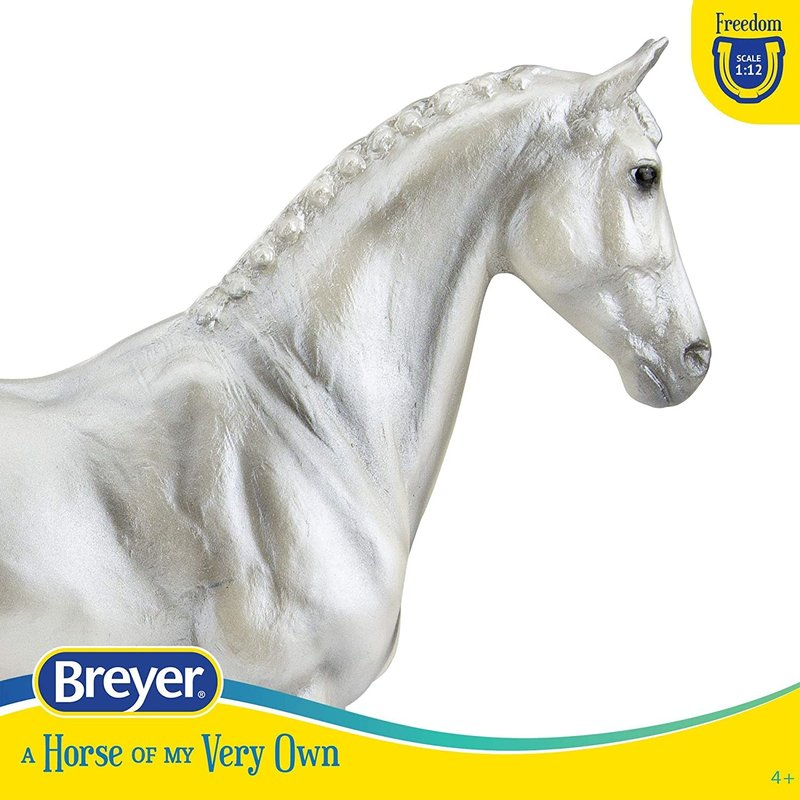 Breyer Breyer Freedom Series Horse Perly Grey Trakehner