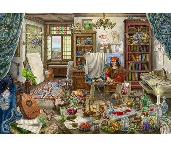 Ravensburger Escape Puzzle The Artists Studio 759pc