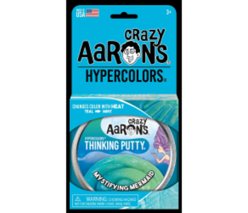 Crazy Aaron's Thinking Putty Hypercolour Mystifying Mermaid