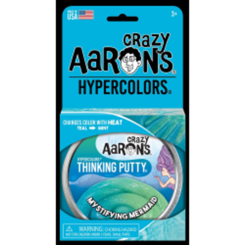 Crazy Aaron Crazy Aaron's Thinking Putty Hypercolour Mystifying Mermaid