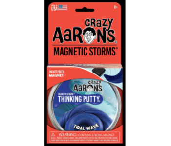Crazy AAron's Thinking Putty Magnetic Storms Tidal Wave