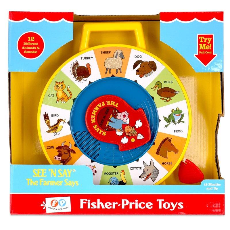 Fisher-Price See N Say
