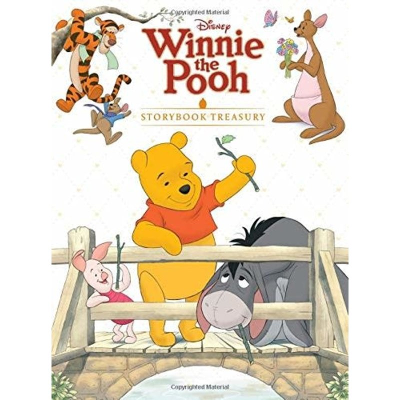 Disney-Hyperion Disney Storybook Treasury Winnie the Pooh