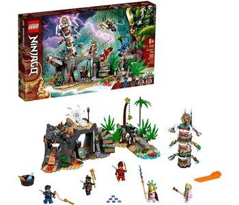 Lego Ninjago The Keeper's Village