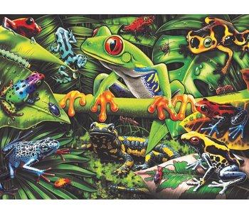 Ravensburger Puzzle 35pc Amazing Amphibians