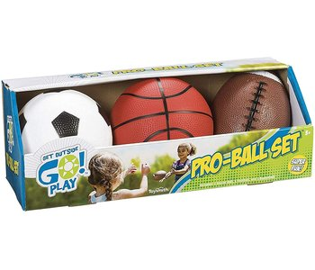 Go Sport! Pro Ball Set