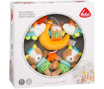 Fehn Baby Musical Forest Mobile