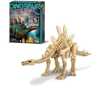 Kidzlabs Dinosaur Dig a Stegosaurus